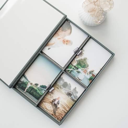 Коробочка для фотографій